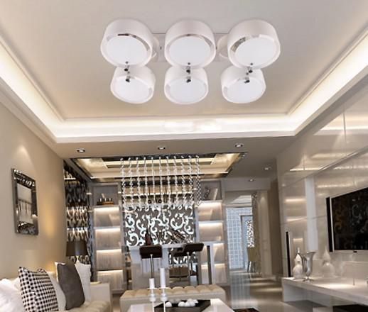 Awesome Modern Minimalist Acrylic Ceiling Lamp Chandelier Living Room Dining Room  Bedroom Lights Modern Ceiling Lights Ceiling Lamp Acrylic Chandelier Online  With ...