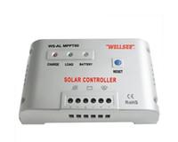 Wholesale mppt sun solar changer dischanger controller ALMPPT60 A A A V street light controller