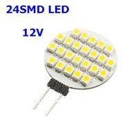 Wholesale New G4 SMD LED Warm White Marine Light Car Bulb V
