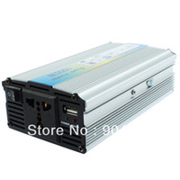 Wholesale 1000W USB Car DC V to AC V Power Inverter Adapter