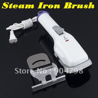 Wholesale 220 V Portable electric Dry Cleaning Clean Steam Iron Brush