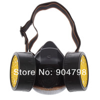 Wholesale Unti Dust Spray Industrial Chemical Gas Respirator Mask