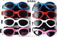 Wholesale Fashion Pet Dog Goggles UV Sunglasses Protect Eyes Shatterproof Anti fog Flexible For colors