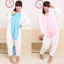 Wholesale Anime Unicorn Cosplay Costume Kigurumi Pajamas Adult Pajamas Halloween Party Dinosaur colors