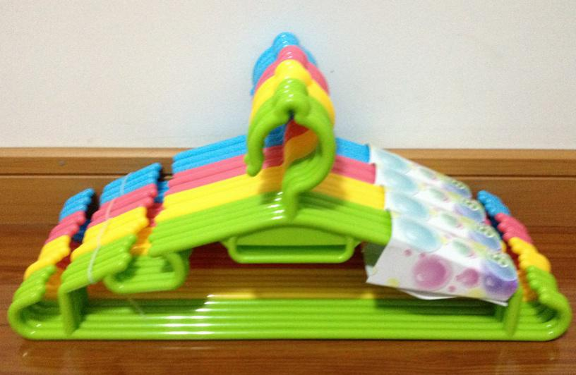 plastic coat hangers bunnings uk clothes colorful hs code