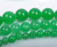 Wholesale MM DIY handmade accessories Malay jade scattered beads