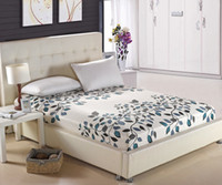 Wholesale Korean New Printed cotton Queen size Fitted sheet Mattress cover Crib Sheet Bedding cover