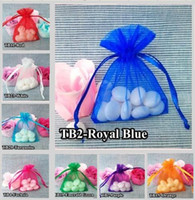 Wholesale 15 off cm jewelry gift pouch wedding organza bags Wedding Favor Party