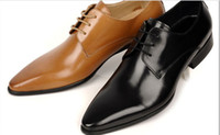 Wholesale The New England wingtip shoes fashion leather quality goods men s cultivate one s morality in busin