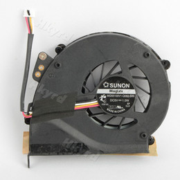Wholesale 1X Hot Sale CPU Cooling Fan Fit For Acer Extensa ZR6 Series Laptop F0625