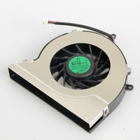 Wholesale 1PCS CPU Cooling Fan Fit For Toshiba Satellite M800 U400 L300 Series Laptop F0665