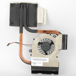 Wholesale Integrated CPU Cooling Fan HeatSink fit For HP Pavilion DV6 DV7 F0540