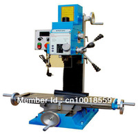 Wholesale the semi automatic DIY mini CNC drilling and milling lathe machine selling cheap