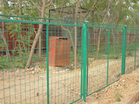 Wholesale Wire Mesh Fence Construction Site Protection in mm Opening
