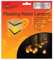 Wholesale NEW Floating water chinese lanterns wishing water River paper candle light