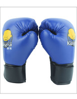 Wholesale Cartoon Boxing Gloves Sanda Gloves Taekwondo Gloves For Children Age of to Years
