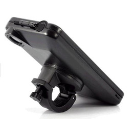 Wholesale Waterproof Bike Bicycle Mount Holder Stand Tough Case for Appel iphone