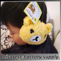 Wholesale warm warm cartoon animals Cubs color earmuffs earmuffs