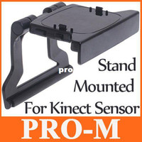 Wholesale TV Clip Mount Stand Holder for Xbox Kinect Sensor F1338