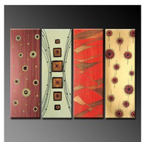 Cheap Abstract oil painting Best   decorate canvas