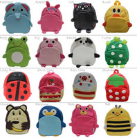 Wholesale backbags Baby Handbags Bags boys bags girls backpacks Kids school bags boys Shoulders backpack