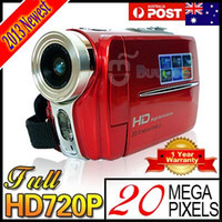Wholesale Factory supply inch TFT LCD P FULL HD DIGITAL VIDEO CAMERA CAMCORDER MP X DIGITAL ZOOM