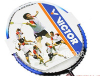 Wholesale Badminton Racket Victor Brand Alum Graphite Material with Full Cover free of Charge It