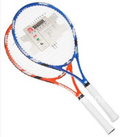 Wholesale Low Price Teloon Tennis Racket High Quality Carbon Aluminium Unisex Tennis Racket For