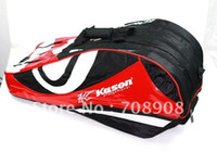 Wholesale Kason Racket Sports Bag for rackets Double Belt High Quality of Branded