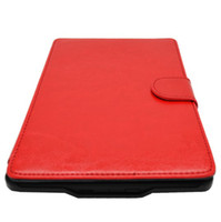 Wholesale Protective PU Leather Case for Amazon Kindle paperwhite KPW Cover Case DHL Free