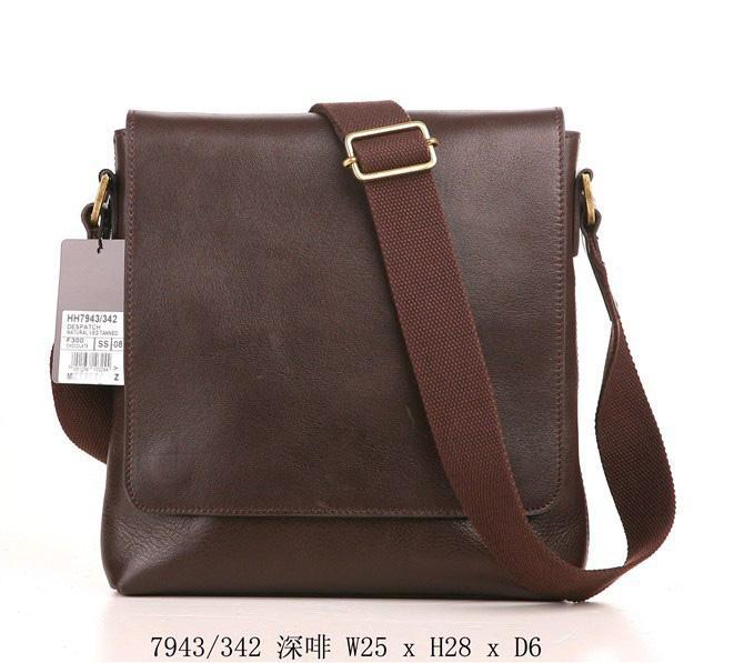 Designer Men Shoulder Bags Soft Leather Traveling Bags Concise ...