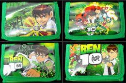 Wholesale 30pcs Mix Orders Cartoon Children Movie Canvas Wallet Princess Girl Ben Boy Sheep Money Clips Purse