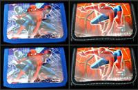 Boy ben cars - 50pcs Mix Cartoon Character Kids Children Cloth Canvas Wallets Ben Boy Car Bob Birds Girl Purse Bag