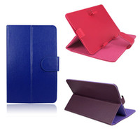 7'' android coffee - 11 colors High Quality Inch artificial Leather Cover Case for quot Android Tablet PC