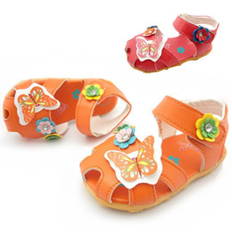 Wholesale Bow Baby Sandals and shoes Colors Children girls boys shoes pairs