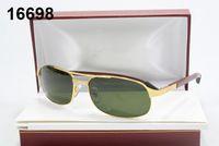 Glass alloy holsters - Designer Unisex Metal sunglass new fashion boutique holster for sunglasses yurt sunglasses