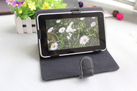 Wholesale 11 Colors High Quality Inch artificial Leather Cover Case for Tablet PC MID ONDA AINOL Q88