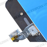Wholesale Origianl New Repair Adhesive ear speaker anti dust screen mesh Set for iPhone g s gs
