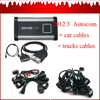 Wholesale 2012 Autocom CDP CDP PLUS in1 car truck generic with full set cables car cables truck ca
