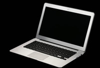 Wholesale Ultrabook thin inch Notebook Netbook Dual Core Intel Atom D2500 Dual core Laptop GB GB HD Screen Super Slim
