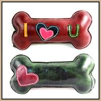 Wholesale Romantic pet genuine leather dog sex toy popular cartoon animal sex pet toy for dog