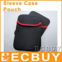 Wholesale 7 inch Tablet epad Soft Case Sleeve Cover Pouch for apad android pc netbook MID Q88 A13