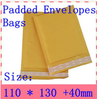 Wholesale 100 PADDED MAIL Kraft Bubble Mailers Padded Envelopes Bags mm
