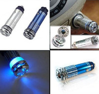 Wholesale fashion New silver blue red cleaner Mini Auto Car Fresh Air Purifier Oxygen Bar Ionizer