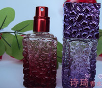 Wholesale Hot perfume bottle spray bottle perfume points bottling convenient empty bottle of ml