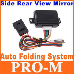 Wholesale Side view mirror Folding system Intelligent Auto Side Rear View Mirror Folding Closer System