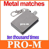 Wholesale 10pcs Outdoor Camping Flints Metal Match Fire Starter Lighter Gas Oil Permanent H8083 Free