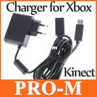 Bon Marché Câble d'alimentation pour kinect-Câble Adaptateur pour Xbox 360 Kinect Sensor UE F1313E la Livraison Gratuite