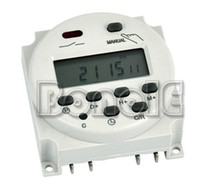 Wholesale Digital LCD Power Programmable Timer Time Switch Relay DC V A DKHA495
