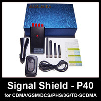 Wholesale Cell Phone Signal Blocker P40 for CDMA GSM DCS PHS G TD SCDMA